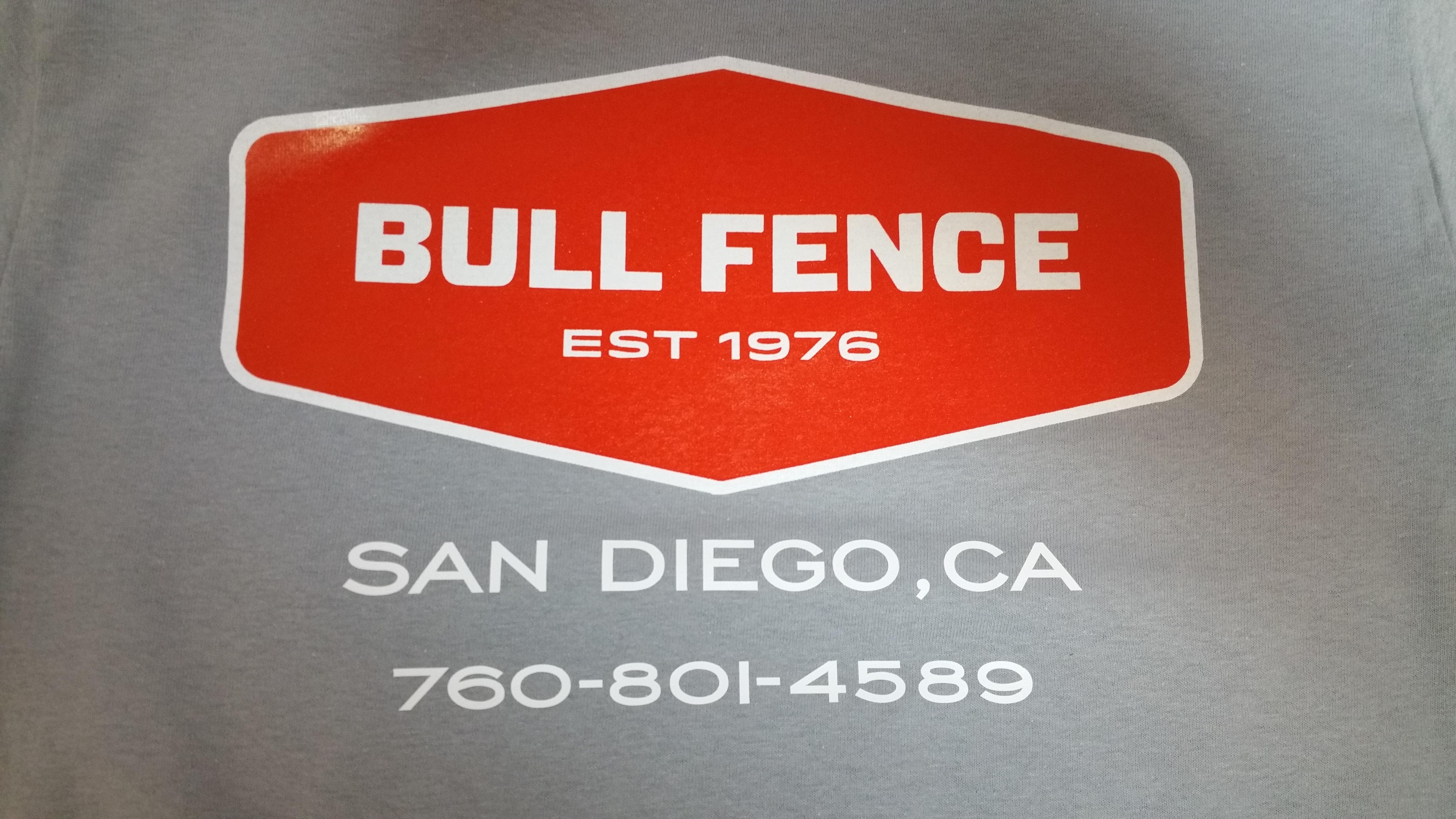 Bull Fence