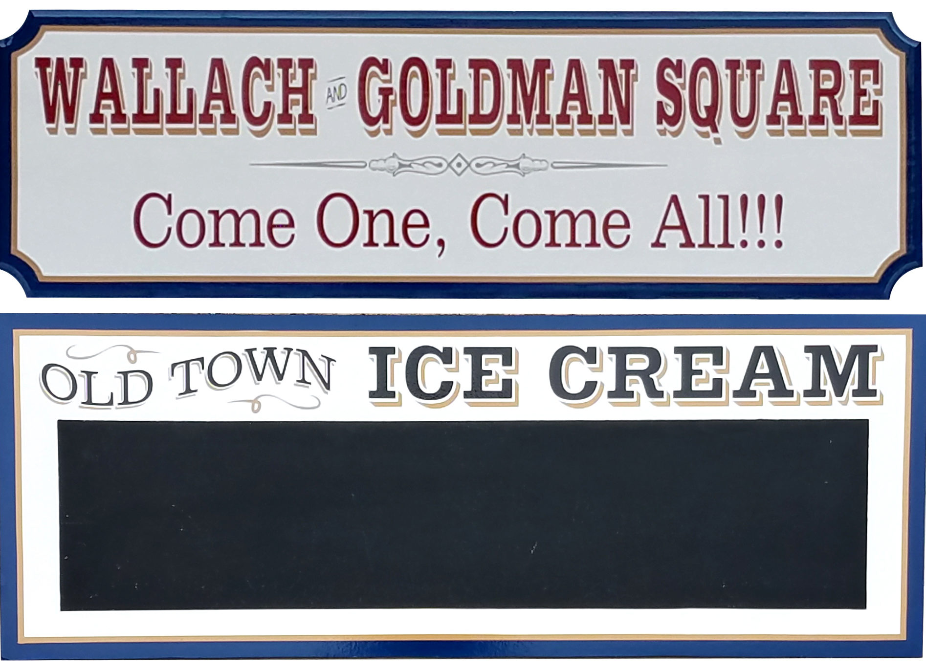 Wallach and Goldman Square