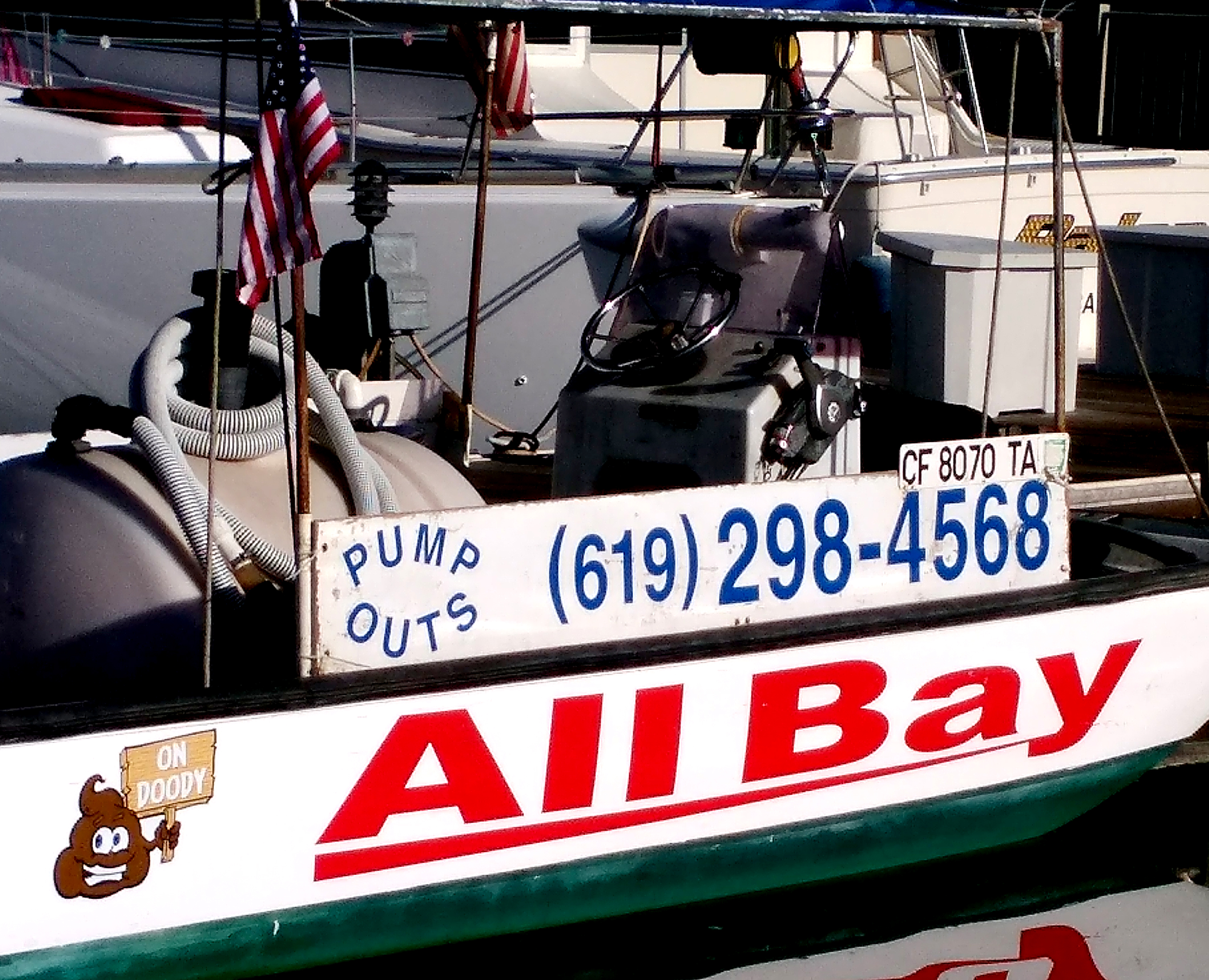 All Bay Marine Services