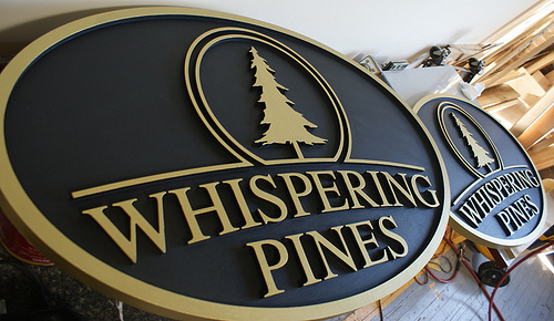 Cnc Routed Signs Poway San Diego Signs Banners Decals